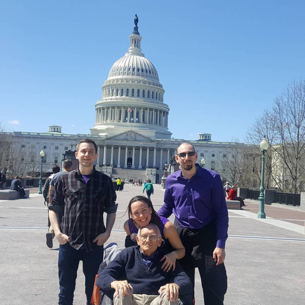 Day on the Hill with these guys!!!! Advocating through thehellip