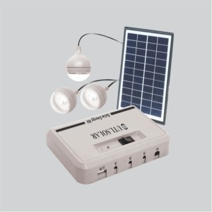 Solar LED lightning System