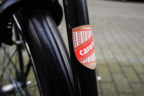 Headbadge Cara Pils