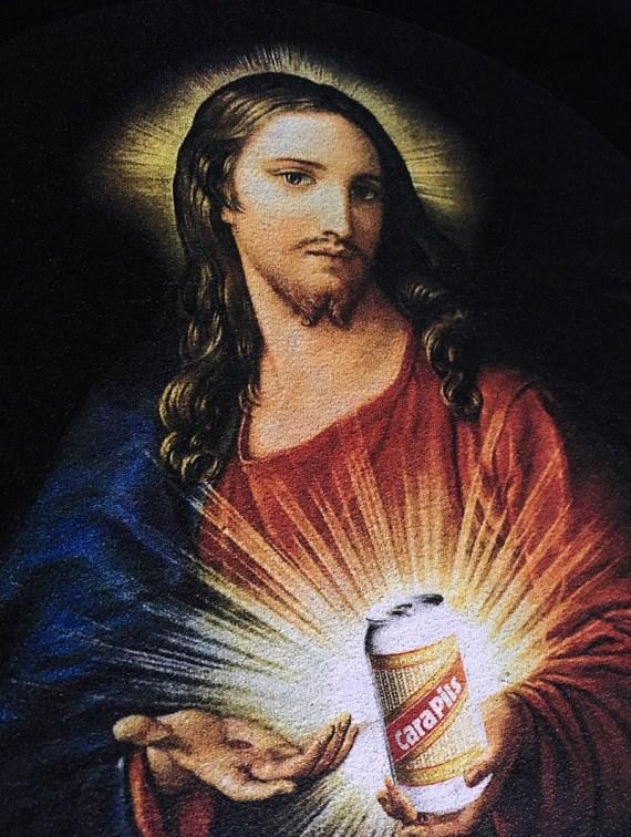 Jesus Loves Cara Pils
