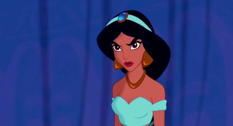 Resultado de imagen de princesa jasmín