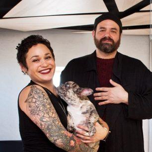 Jonathan Osofsky and Layla Kalin