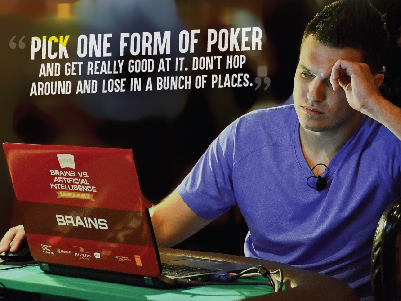polk quick poker tips about focus