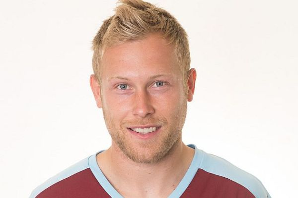 Arfield gets first Canada call – UpTheClarets