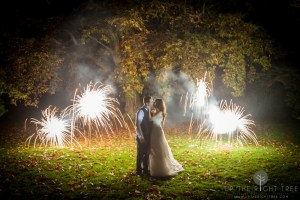 Wedding photographer Tissington Hall