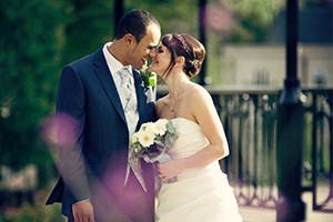 Wedding Photography at Mansfield Manor Hotel