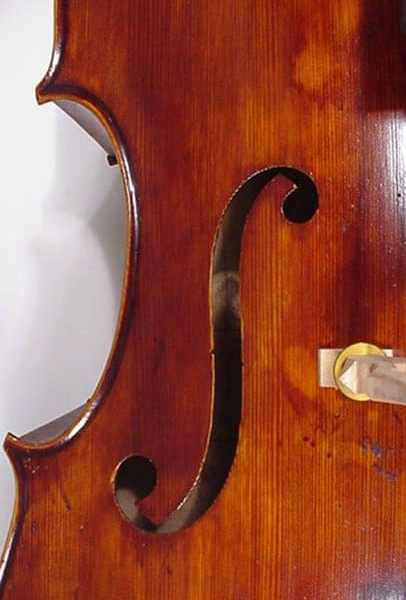 SOLD: Carcassi Model Double Bass