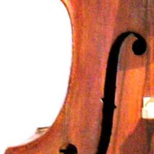 SOLD: German Flat Back Double Bass c1900