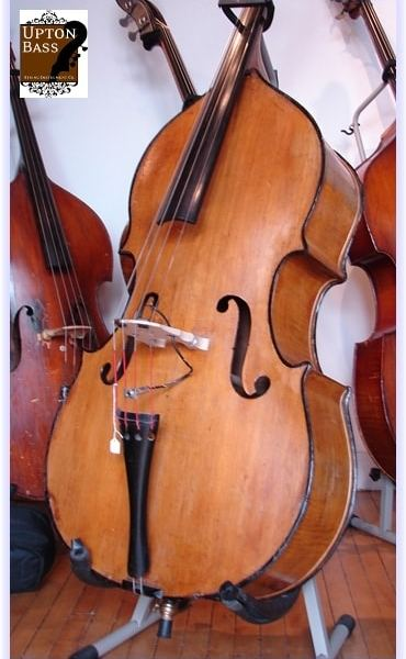 SOLD: King Mortone Double Bass