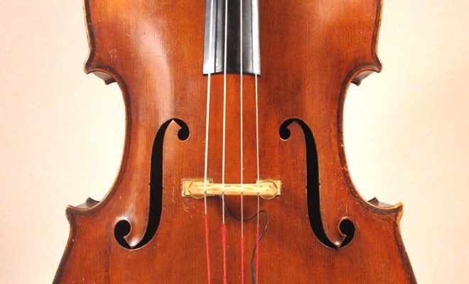 Wilfer Double Bass Germany Mid 20th Century