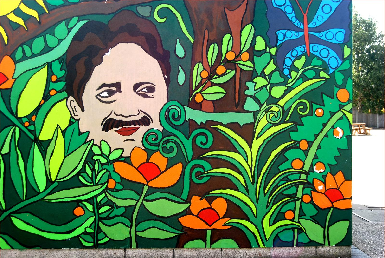 Chico Mendes Mural
