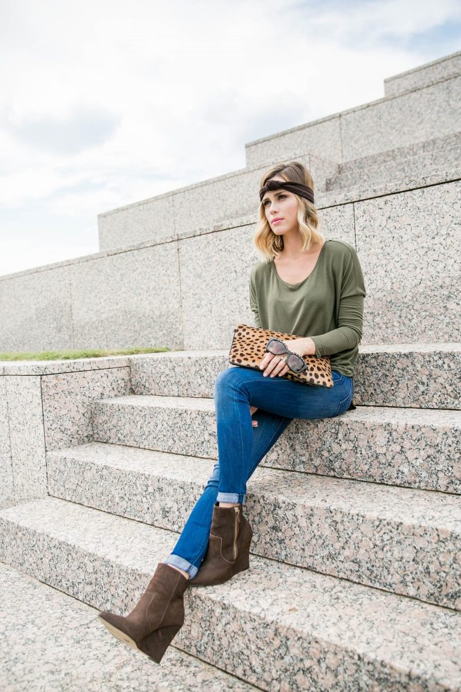 Ailee_Petrovic with Fall outfit