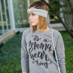 Mommy Uniform and How to Rock A Headband
