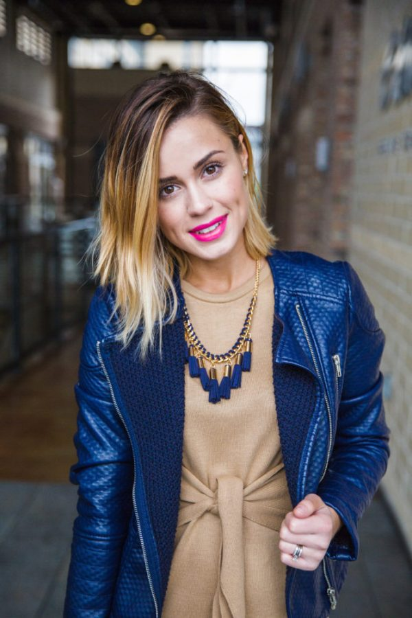 About Houston Blogger Elly from Uptown with Elly Brown