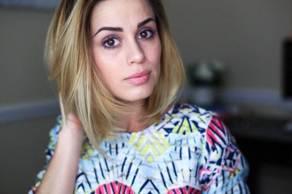 5 minute makeup tutorial