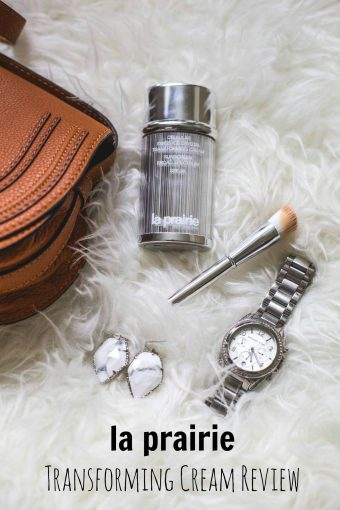 La Prairie Transforming Cream Review