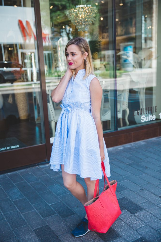 What to wear for 4th of July | Summer dress | Red white and blue | 4th of July outfit
