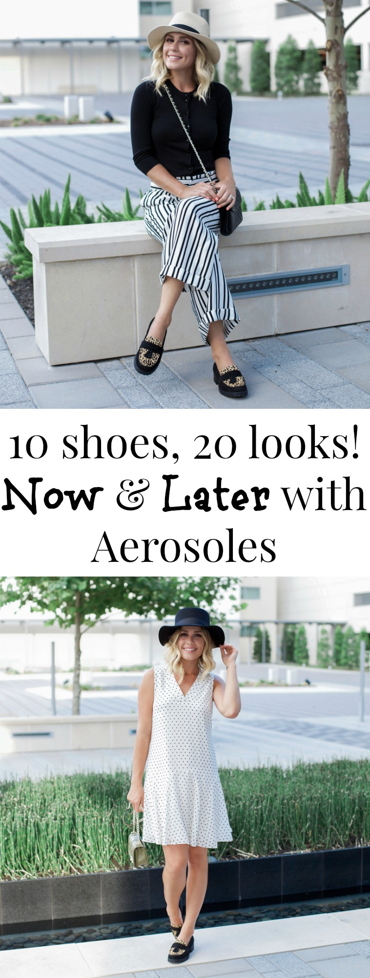 Aerosoles Wear Now and later | One Shoe, two looks | Uptown with Elly Brown