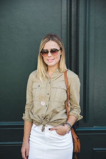 "White After Labor Day- Debunking Fashion ""Rules"""