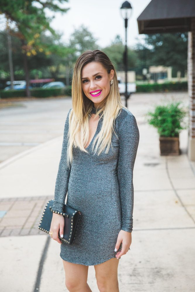 Holiday Dress Idea | Holiday outfits | What to wear for the Holidays | Holiday dress under $25 | Uptown with Elly Brown
