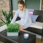 Patio Makeover with T.J.Maxx