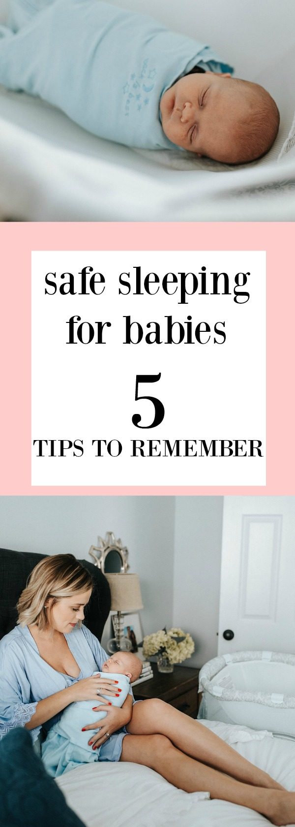 How to practice safe sleep for babies | Safe sleep for babies | HALO sleep | Uptown with Elly Brown