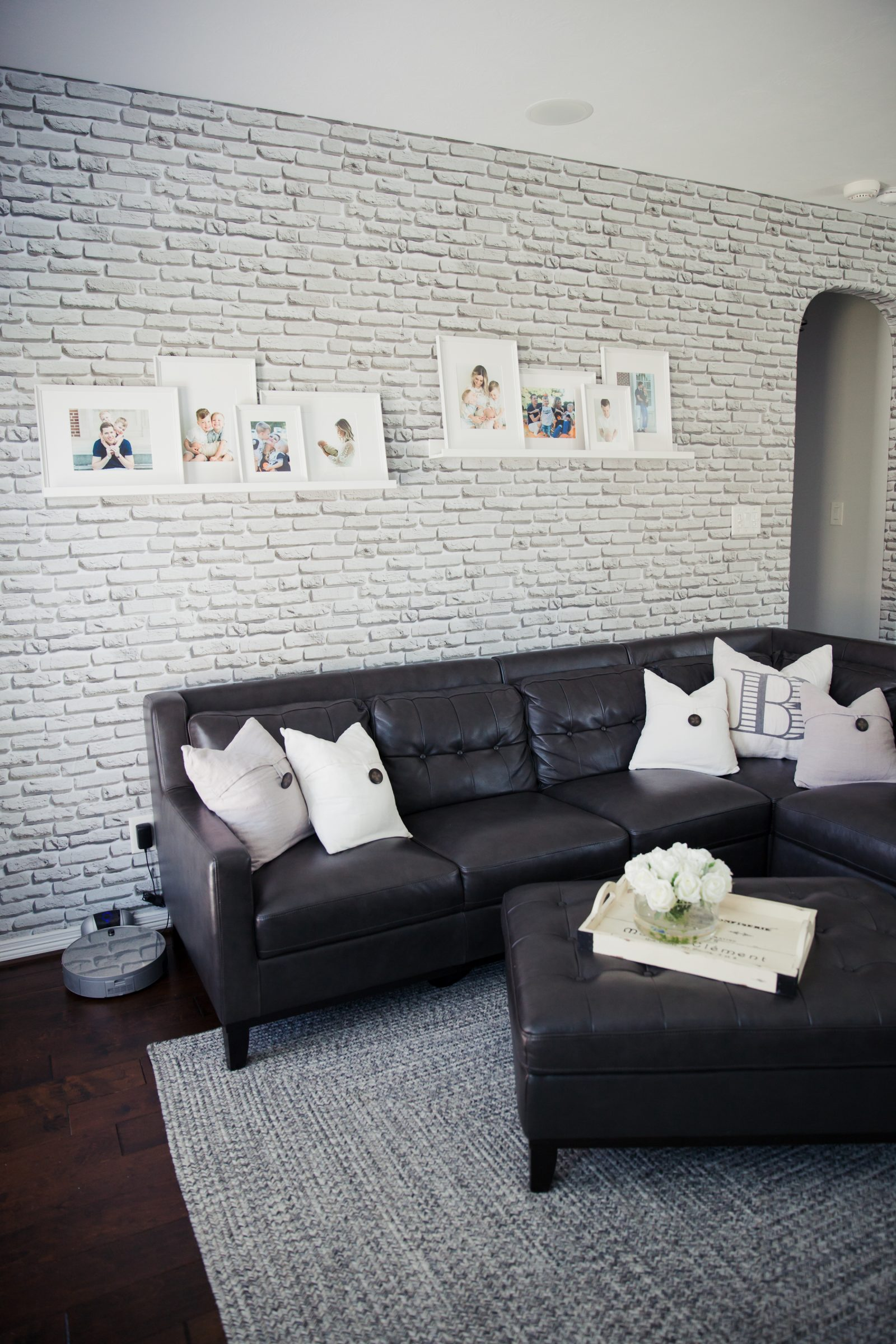Walls Need Love Living Room Reveal Uptown With Elly Brown