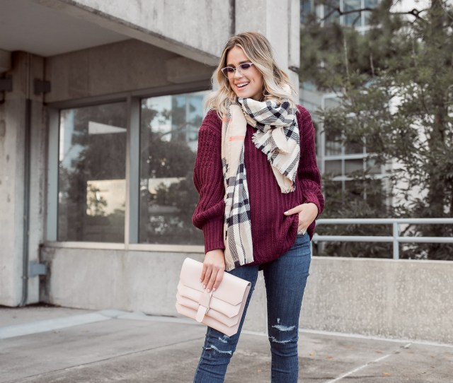 Easy Fall Outfit Uptown With Elly Brown