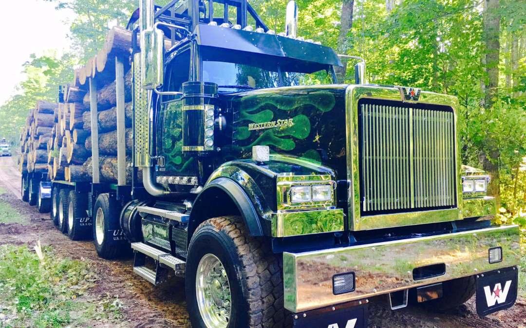 Slide 02 – Green Truck