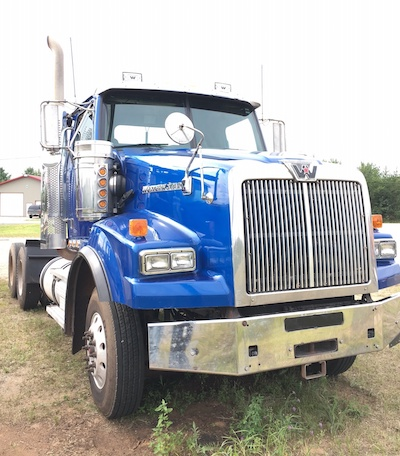 SOLD: Stock #967 – 2012 Western Star Day Cab Tractor