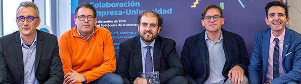 Start-ups y Spin-off en la UPV