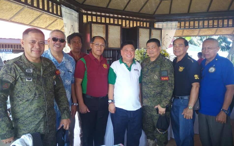 08 May 2019 Birthday Fellowship of Chapter Commander Sid Ungab '82