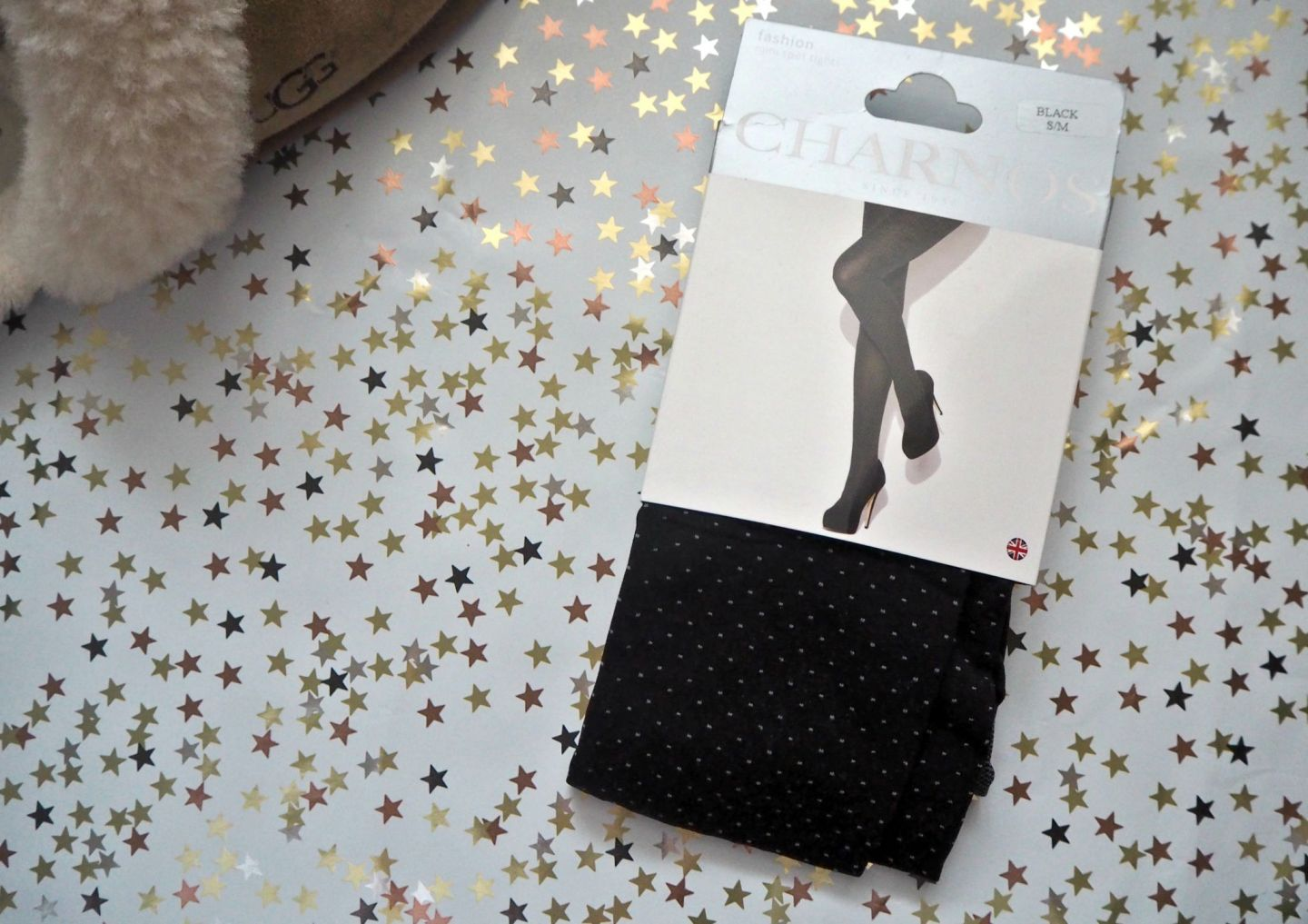 Spotted Tights
