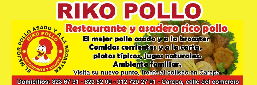 RIKO POLLO