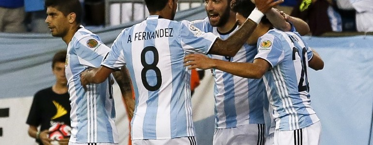 Argentina busca su tercera final consecutiva; Estados Unidos, sorprender