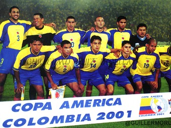 Hoy, hace 15 años, Colombia ganó la Copa América