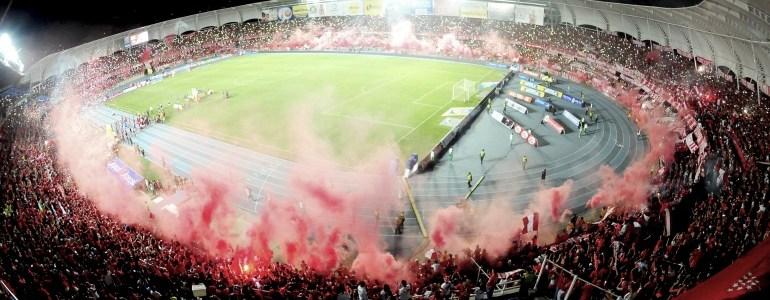 Los equipos que más hinchas han llevado a los estadios de Colombia