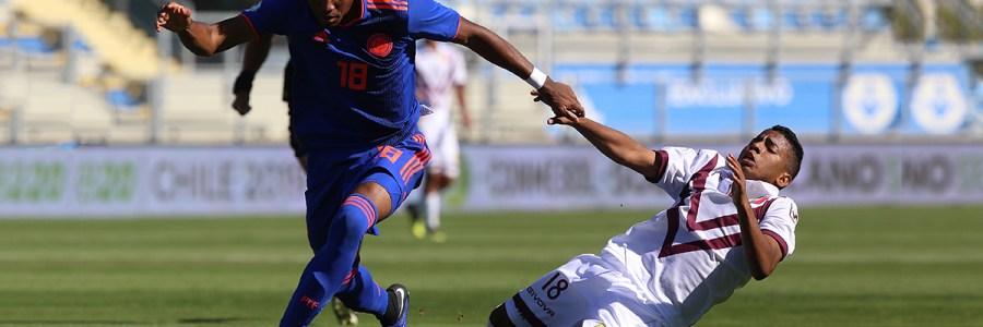 Hoy Venezuela y Colombia se juegan pase al Mundial en partido clave de Sudamericano Sub-20