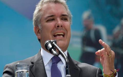 Duque desestima denuncia de Cuba sobre despliegue militar de EE.UU.