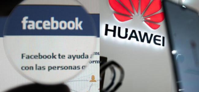 ¡Otro duro golpe! Facebook no permitirá que Huawei preinstale sus aplicaciones