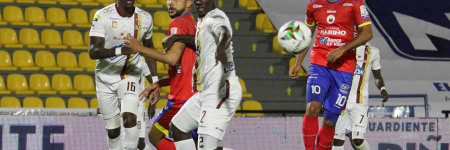 Tolima se puso al día y es nuevo líder del fútbol colombiano
