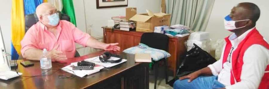 VERIFICACION DE PROTOCOLOS  EN  LAS  INSTITUCIONES  EDUCATIVAS  DE CAREPA
