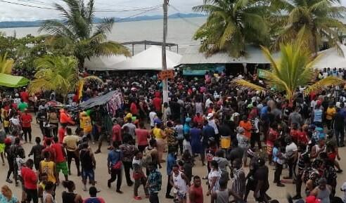 Necoclí: más de 10.000 migrantes agudizan crisis en el municipio