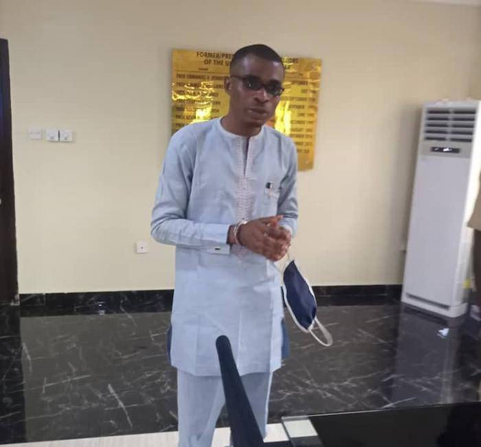 UNICAL Security Arrest Job Scammer, Who Fakes Registrar's Signature To Scam People