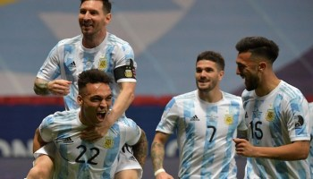 Copa America: Argentina Beat Colombia 3-2 On Penalties To Reach Final Against Brazil