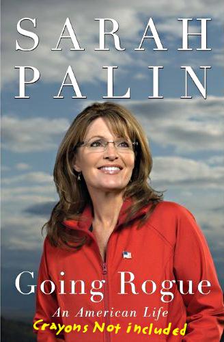 Palin's New Book