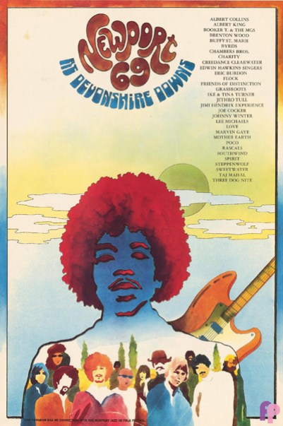 """Newport 69 """"Have you been experienced?"""""""