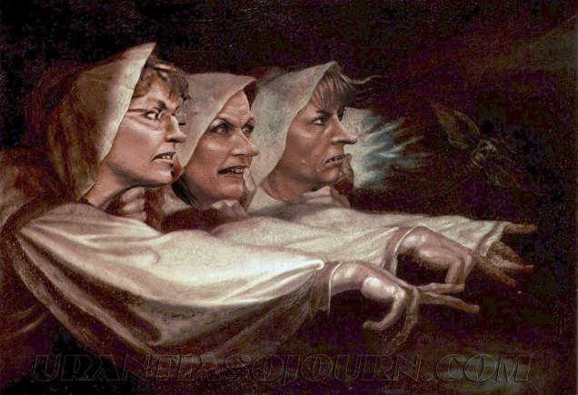 macbeth three witches - photo #6