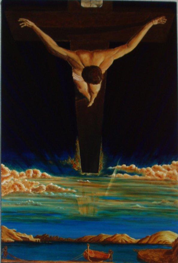 Good Friday — Death On The Cross