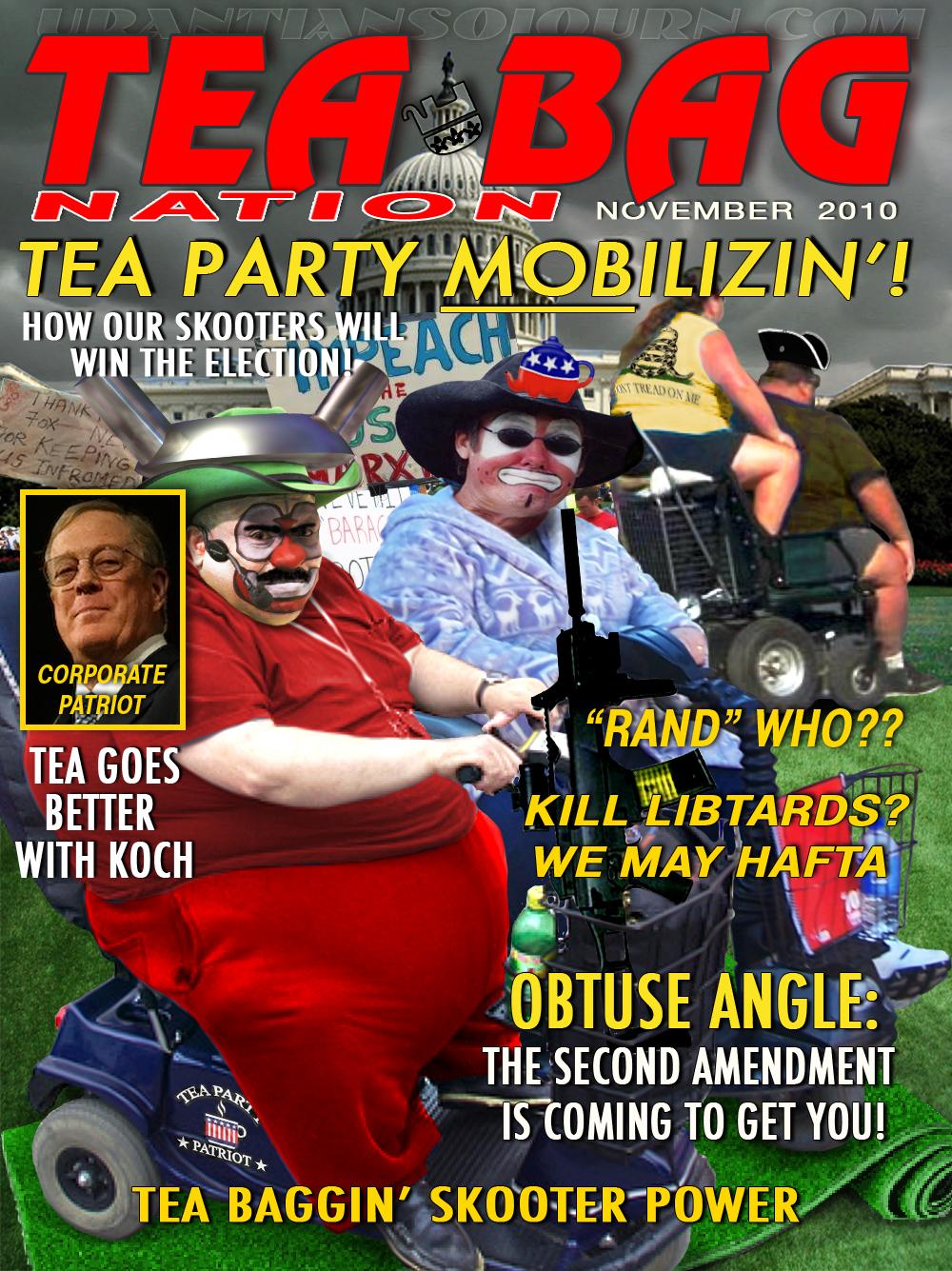 Tea Party Mobilizes